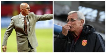 Stephen Constantine Marcello Lippi China India