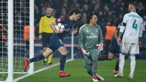 Edinson Cavani PSG Real Madrid Champions League 06032018.jpg