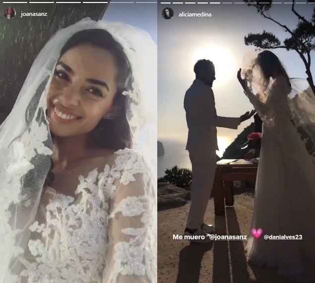 Dani Alves wedding 1