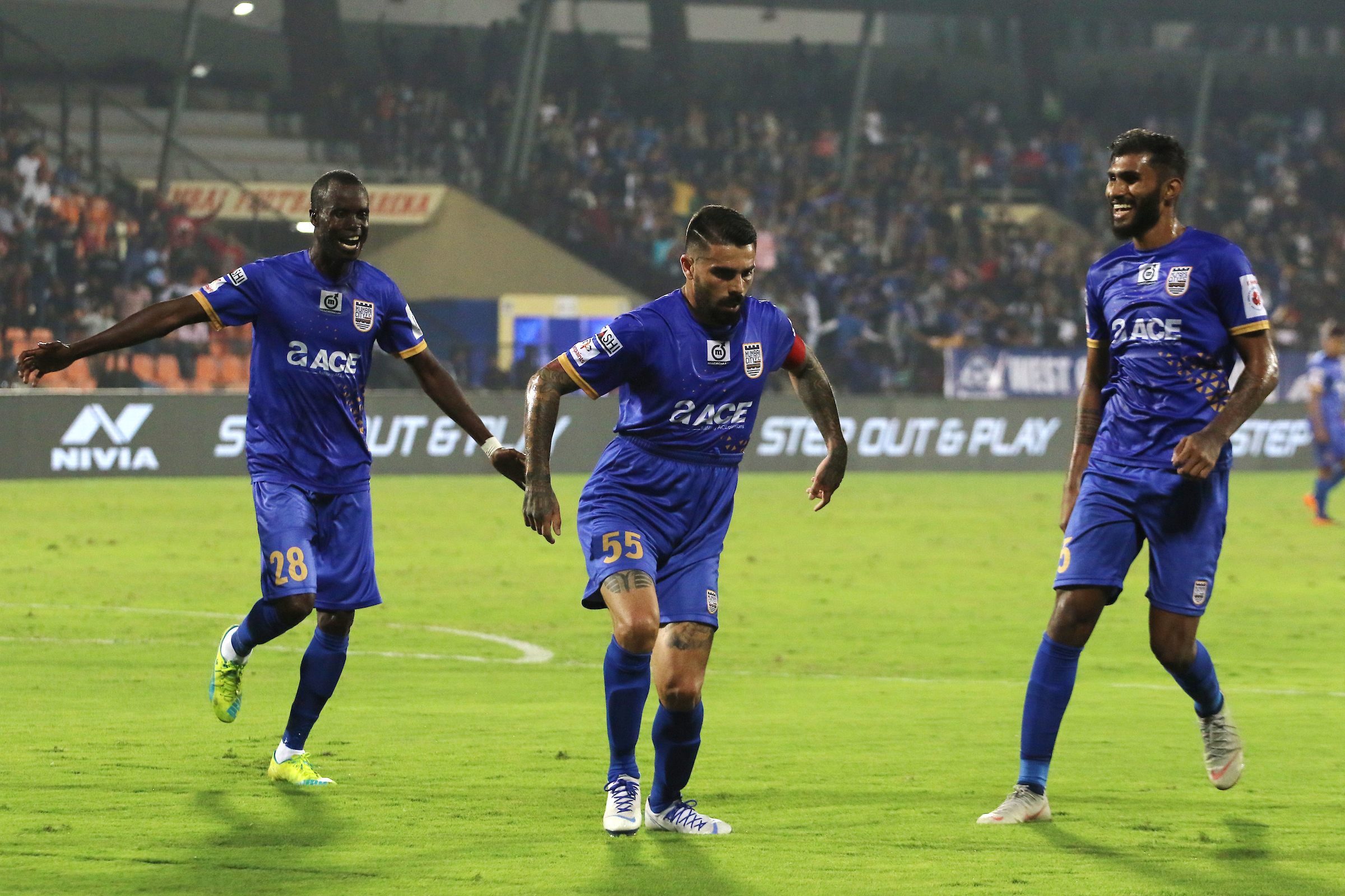 Mumbai City v Bengaluru FC, Indian Super League