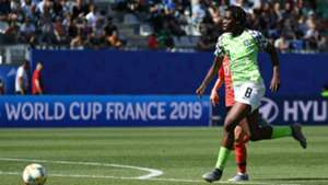Asisat Oshoala and Ajara Nchout make Women's World Cup Goal of the Tournament shortlist