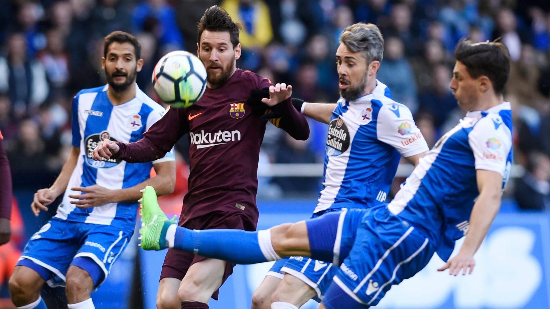 Lionel Messi FC Barcelona 29042018