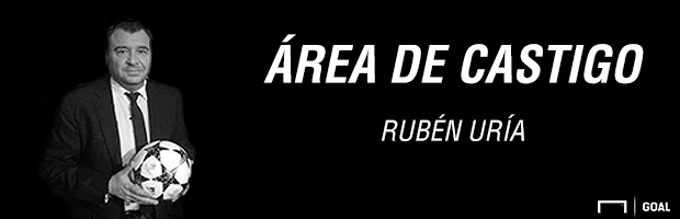 Ruben Uría Blog