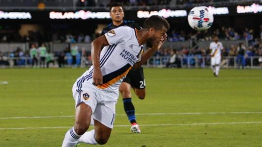 Giovani dos Santos LA Galaxy MLS