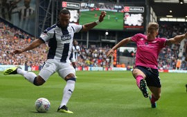 Matt Phillips West Brom v QPR Championship 180818