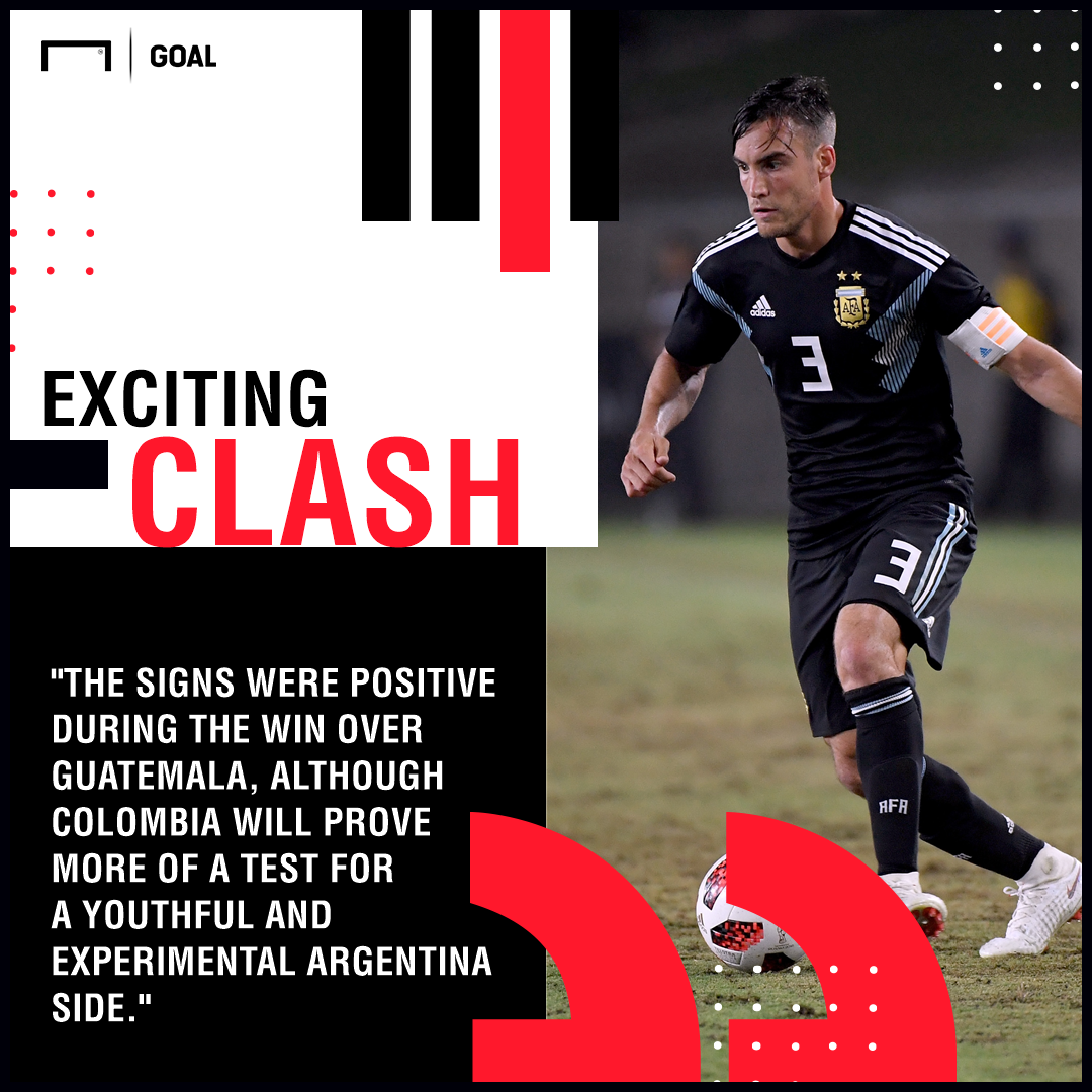 Colombia Argentina graphic