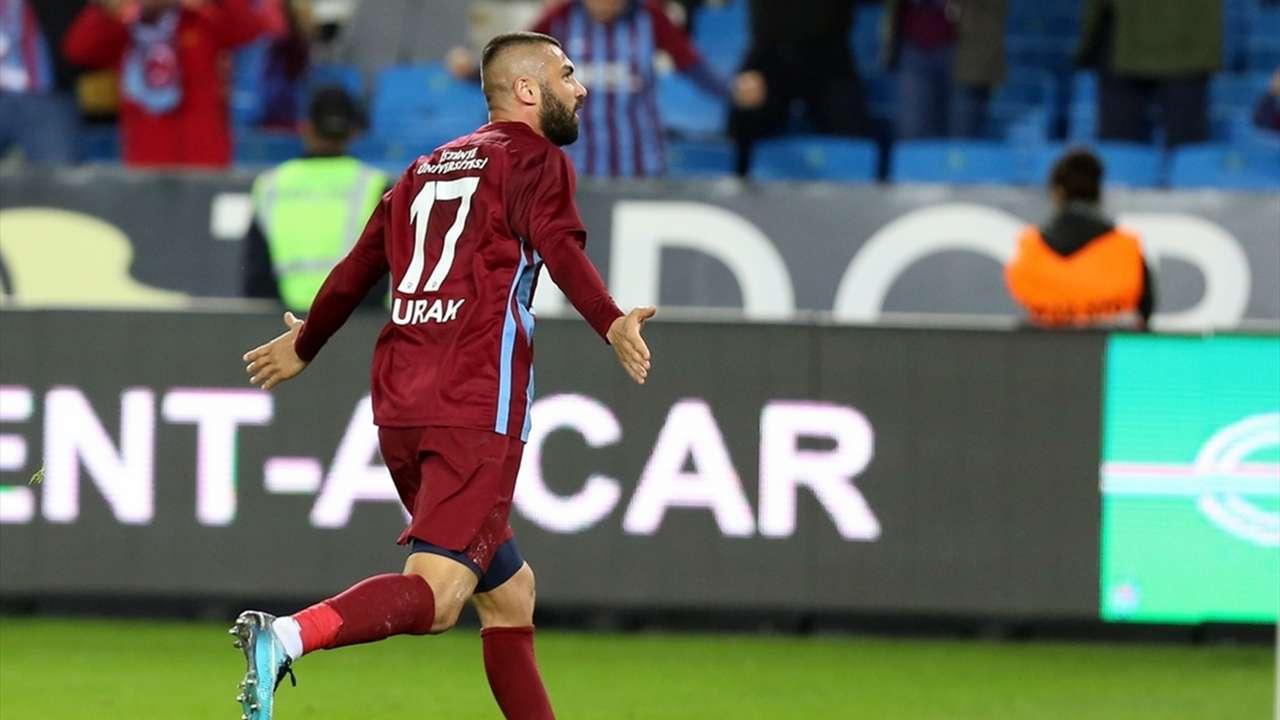 Burak Yilmaz Trabzonspor 19112017
