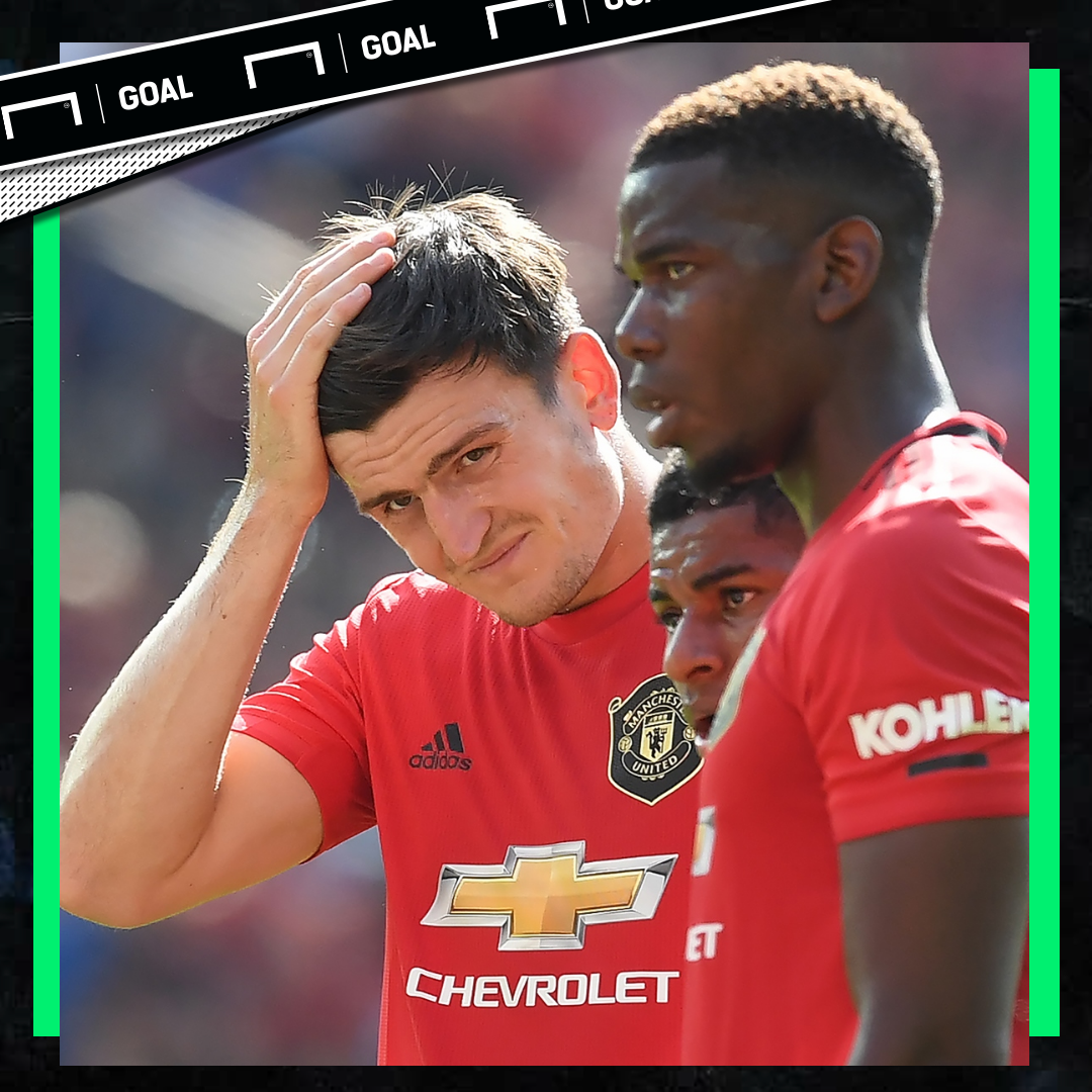 Harry Maguire Manchester United PS