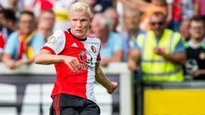 Lucas Woudenberg, Feyenoord, sc Heerenveen, Eredivisie
