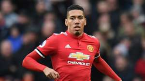 Chris Smalling, Manchester United, 17/18