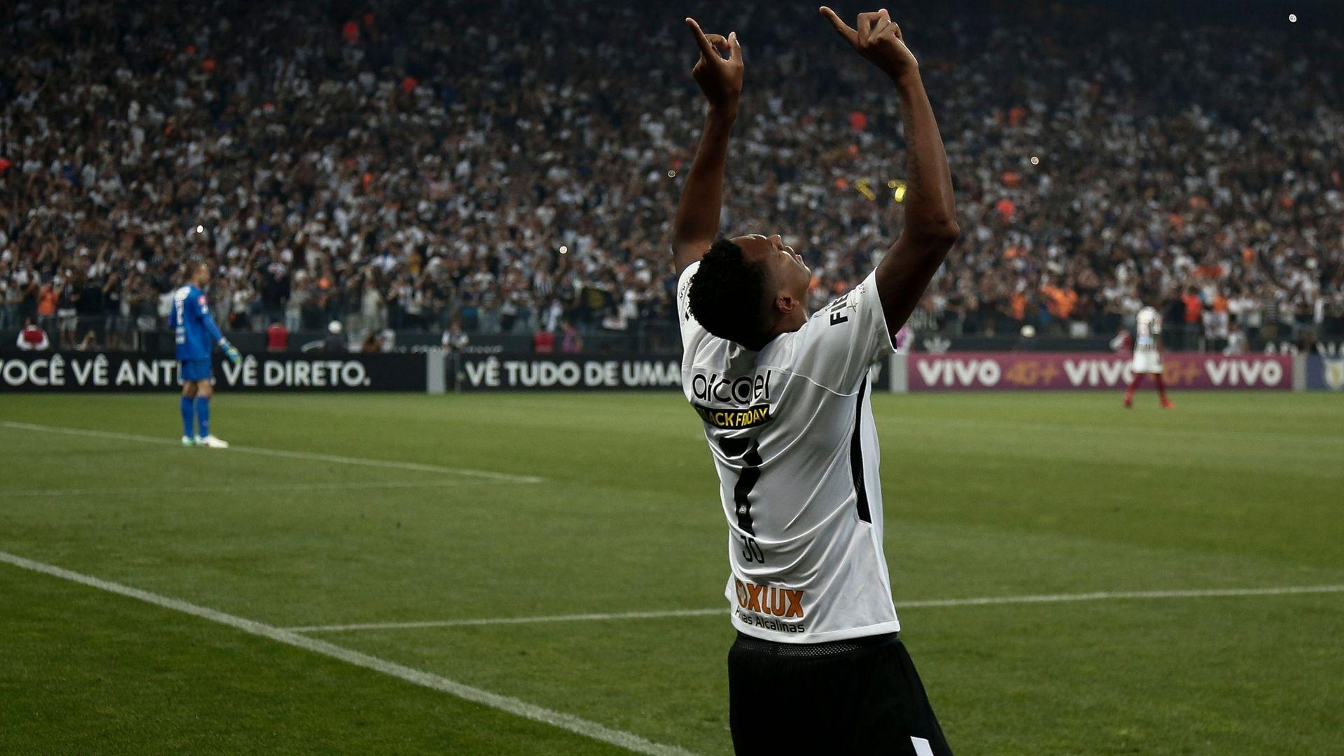 Jo Corinthians Fluminense Brasileirao Serie A 15112017
