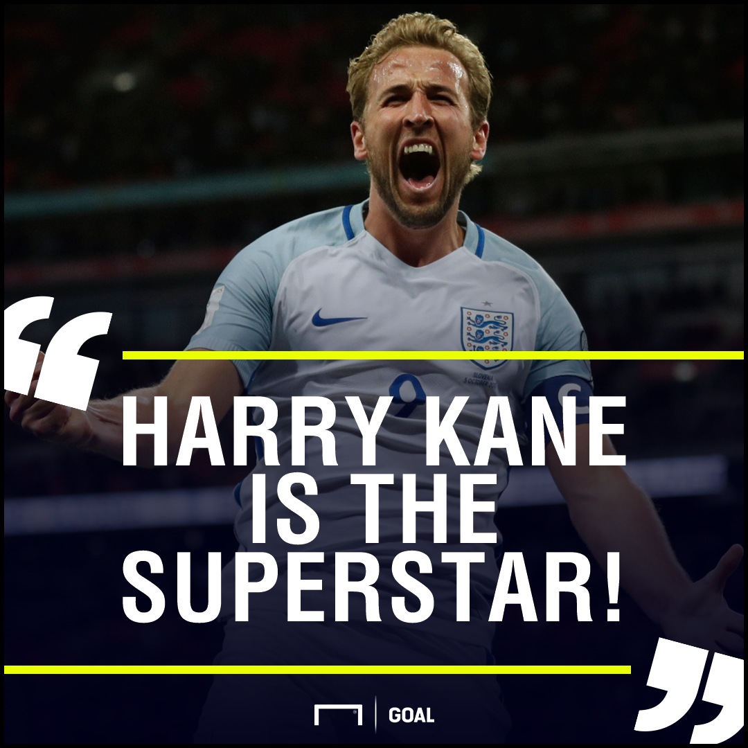 Harry Kane England superstar Frank Lampard