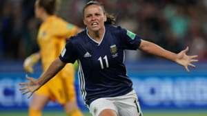 Bonsegundo Argentina Escocia Fecha 3 Grupo D