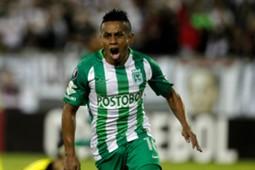 Vladimir Hernández Atlético Nacional gol a Colo Colo Copa Libertadores 2018