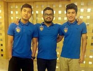 Amoy Ghoshal Chennaiyin FC