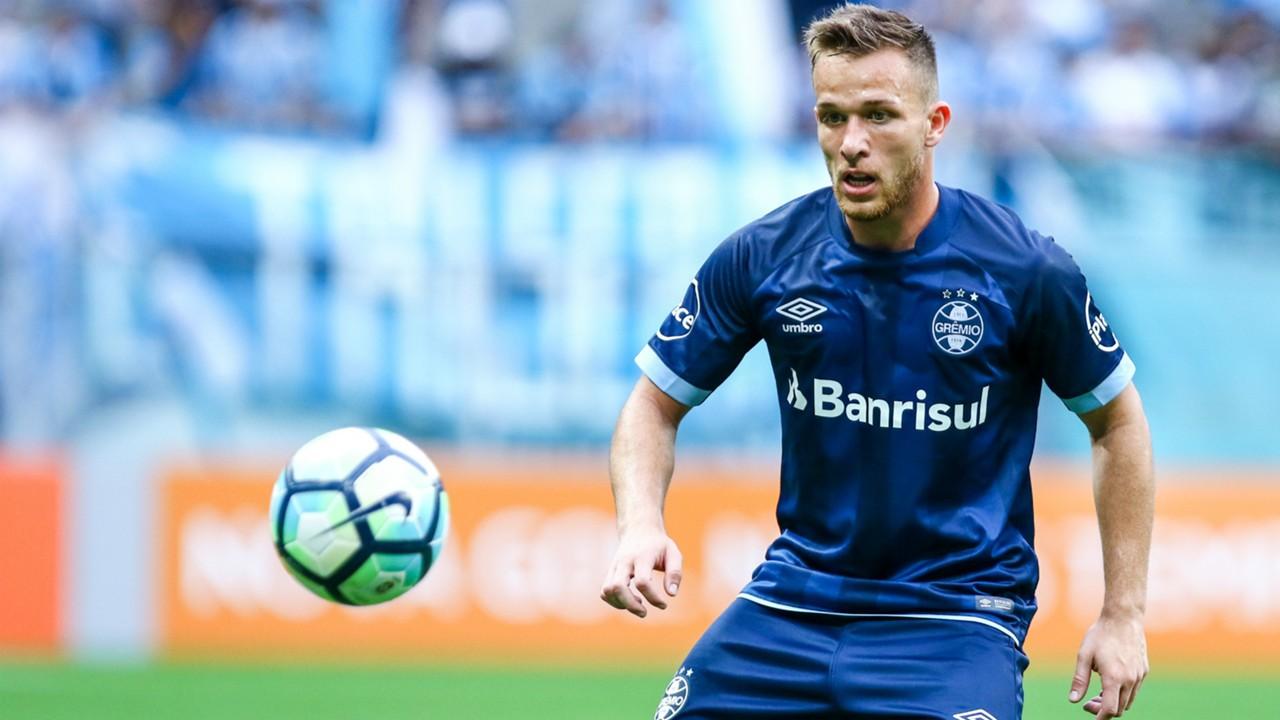 Arthur reforça respeito ao Grêmio após polêmica com Barça