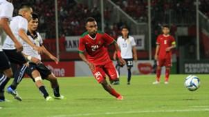 Todd Rivaldo Alberth Ferre - Indonesia U-19