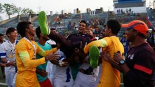 Floyd Pinto 2017 U-18 Champions