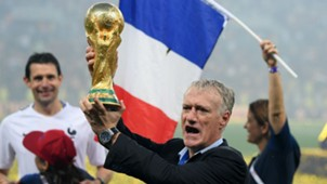 Didier Deschamps France Croatia World Cup 15072018