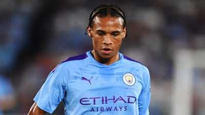 Leroy Sane Man City 2019