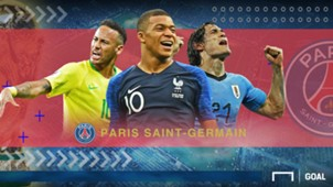 GFXID Cover Rapor Pemain PSG di Piala Dunia 2018