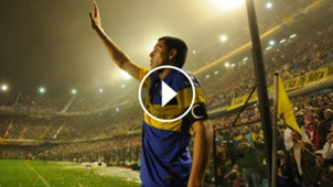 VIDEO Riquelme Boca Bombonera