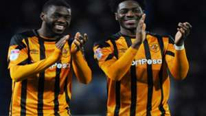 Fikayo Tomori & Ola Aina Hull City