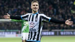 Reuven Niemeijer, Heracles Almelo, Eredivisie 11252017