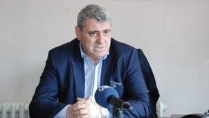 Fadil Vokrri President of Kosovo Football Federation