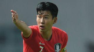 Heung-Min Son Tottenham 2018-19