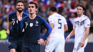 Antoine Griezmann France Germany Nations League