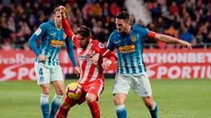 Koke Cristian Portugues Girona Atletico de Madrid LaLiga 02122018