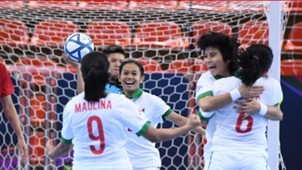 AFC Women's Futsal Championship  : Hongkong - Indonesia