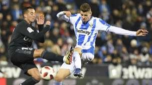 Lucas Vazquez Leganes Real Madrid Copa del Rey 16012019