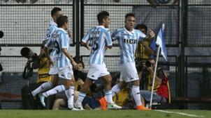 Lautaro Martinez Racing Club Cruzeiro Copa Libertadores 27022018