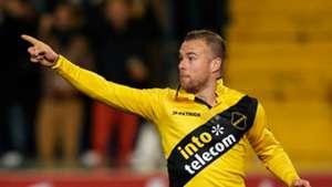 Jordy Buijs NAC Breda v Vitesse Arnhem Eredivisie 08102014