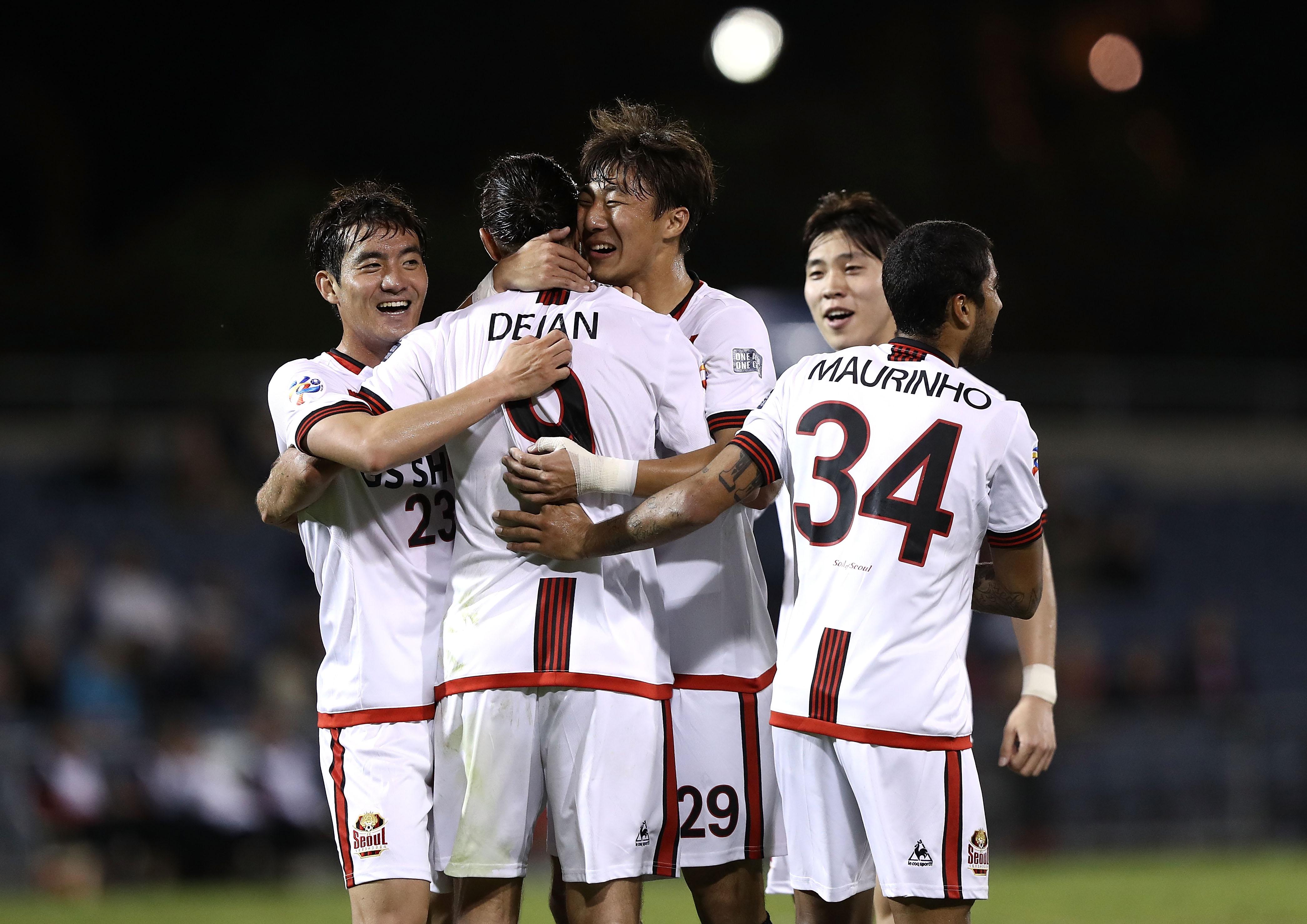Western Sydney Wanderers vs FC Seoul