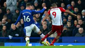 James McCarthy Salomon Randon Everton West Brom