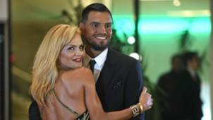 Sergio Romero Messi wedding