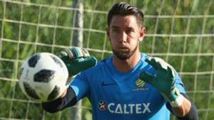 Brad Jones Socceroos 2018