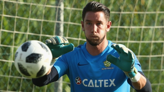 f97b18858 Brad Jones ready to fight for Socceroos start after surprise World Cup  call-up