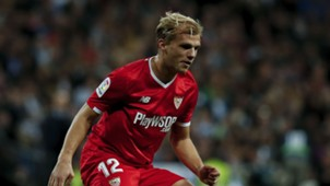 Johannes Geis FC Sevilla 09122017