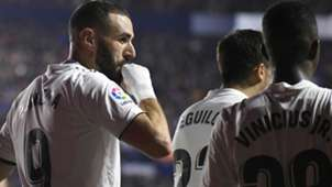 BENZEMA LEVANTE REAL MADRID LALIGA