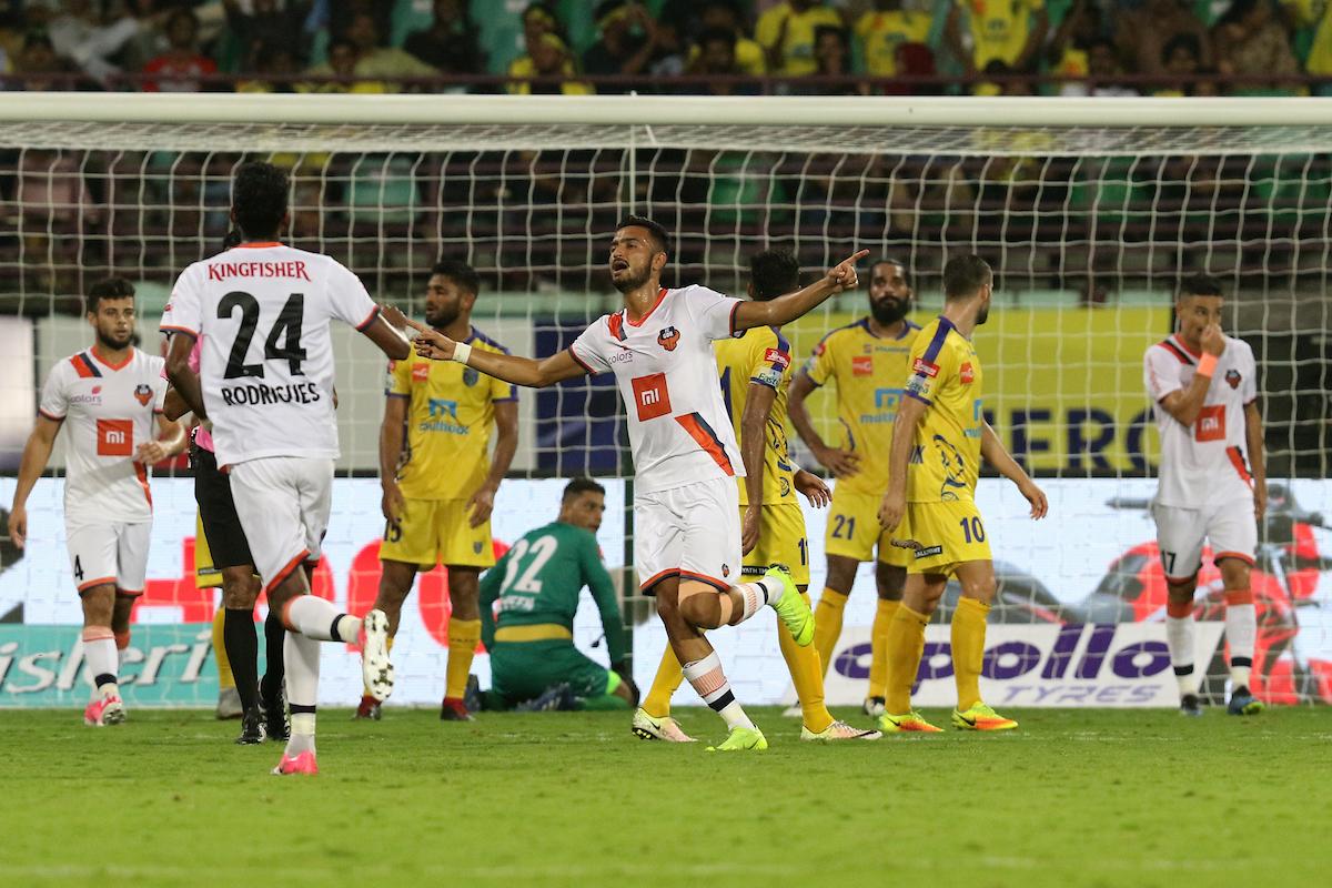 Kerala Blasters FC Goa