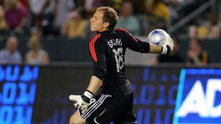Brad Guzan Chivas USA MLS 2008