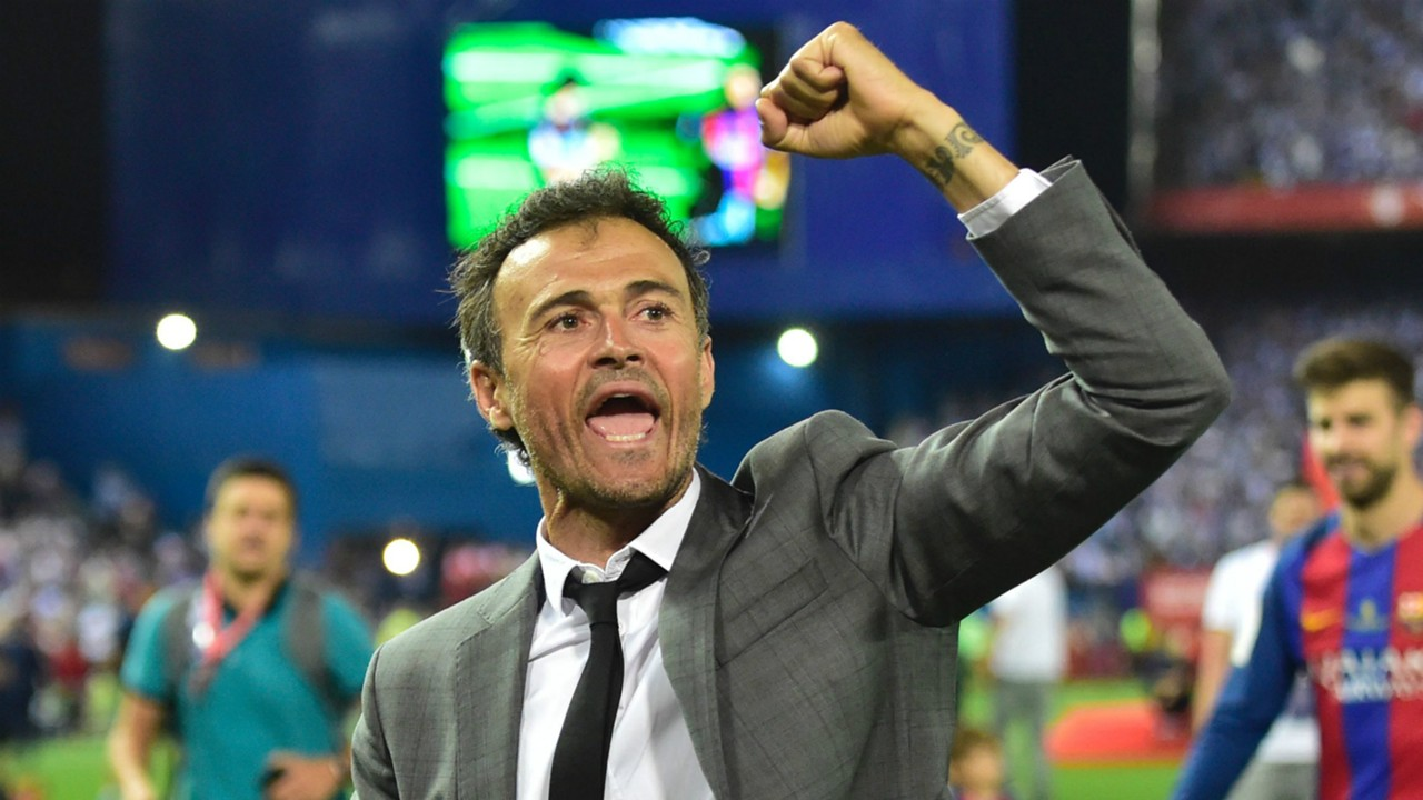 Image result for 'Luis Enrique a great coach' - Alonso praises ex-Barca boss amid Conte future speculation