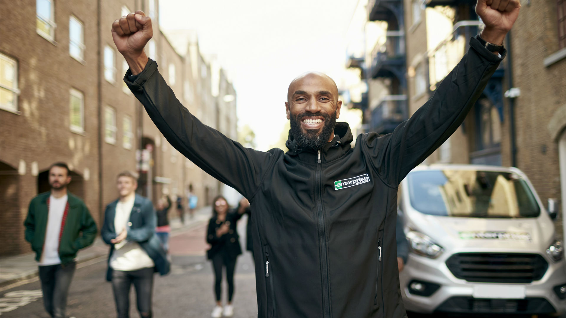 Frederic Kanoute Enterprise Europa League