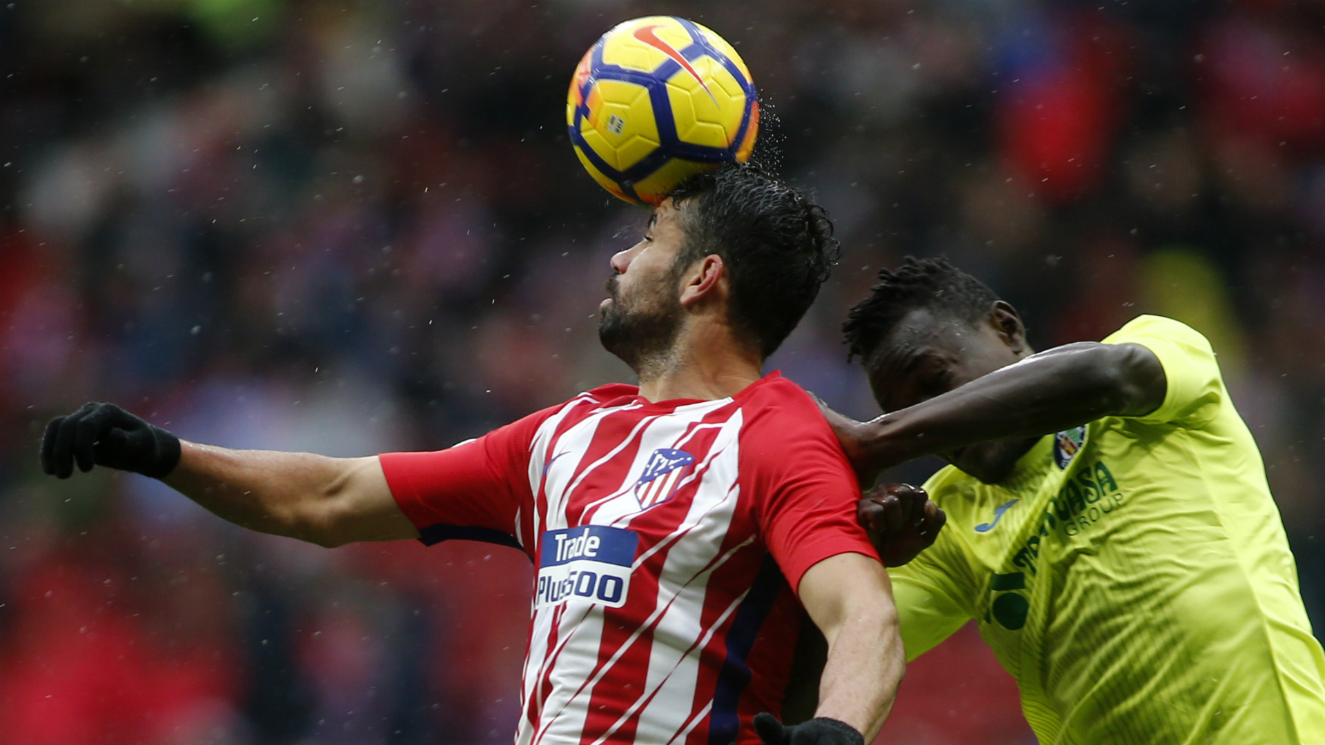 Liga: L'Atletico gagne, Diego Costa voit rouge