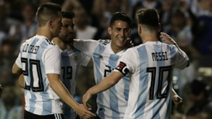 Pavon Lo Celso Messi Argentina Haiti Amistoso internacional 29052018