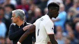 Jose Mourinho Paul Pogba Manchester United West Ham 290918